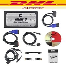 Cummins INLINE 6 Data Link Adapter Heavy Duty Truck Diagnostic Tool Scanner DHL