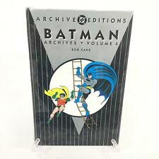 BATMAN Volume 4 DC Comics Archive Edition Hard Cover HC Brand New Sealed