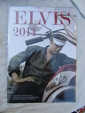 ELVIS CALENDAR 2011 official  New & Sealed still