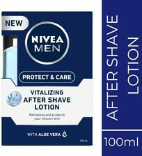 NIVEA MEN Protect and Care Vitalizing after Shave lotion, 100ml