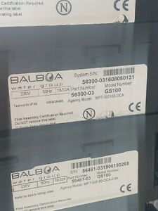 REPAIR SERVICE - Balboa GS100 Control Box SPA hot tub GS501