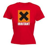 EXTREME IRRITANT Tshirt Mens Novelty Daily Birthday Present Gift Funny Black