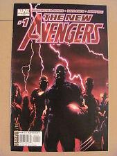 New Avengers #1 #2 #3 #4 #5 #6 Marvel 2005 Series Bendis Finch 9.6 Near Mint+