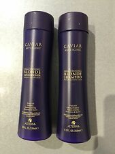 Alterna Caviar Brightening Blonde Shampoo And Conditioner