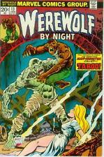 Werewolf by Night # 13 (Mike Ploog) (USA, 1974)