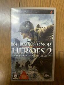 PSP Medal of Honor: Heroes 2 4938833008312 From Japan