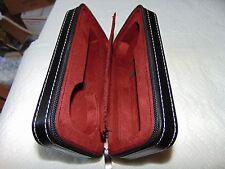 Steinhausen TM202L Black Luxury Traveling Watch Case MUST SEE!!!