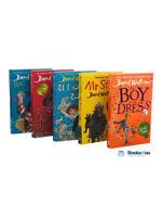 David Walliams Collection 5 Books Box Set Gangsta Granny, Mr Stink, Billionaire