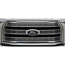 Putco 92100 Black Anodized Billet Aluminum Ford Emblem Kit