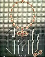 ▬► PUBLICITE ADVERTISING AD Unmistakably Joaillier Jewel jewelry