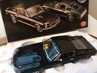 ACME 1801826 FORD MUSTANG SHELBY GT 350H HERTZ model road car black 1:18th scale