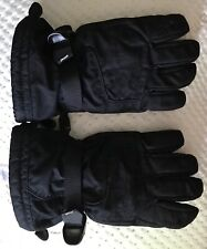 Spyder Boys XL Black Winter Gloves