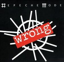 DEPECHE MODE / WRONG * NEW SINGLE-CD * NEU *