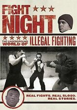 Fight Night The Underground World of Illegal Fighting