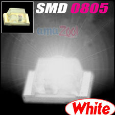 1000Pcs X Super bright SMD SMT 0805 LED LED lamp - White SMD/SMT light