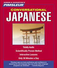 Conversational Japanese ' Pimsleur