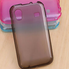 flexible TPU rubber silicone gel cute clear Skin Case Cover for Alcatel Lume
