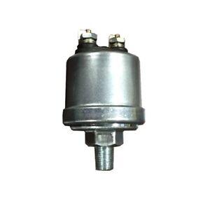 Oil pressure sender,VDO type,150 psi,10-180 ohms,low 30 psi alarm/warning switch