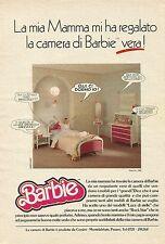 X1076 BARBIE - La camera vera! - Mattel - Pubblicità 1988 - Advertising