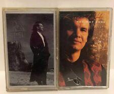 Cassette lot of 2 Russ Taff Self titled &The Way Home on Myrrh Records