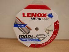 "LENOX METALMAX 300MM X 20/25.4MM 12"" DIAMOND METAL CUTTING DISC 2030943"