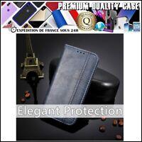 Etui Coque Housse PREMIUM ELEGANT Cuir PU Leather Cover Case Samsung Galaxy A50
