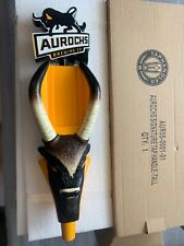 Auroch Brewing Tap Handle