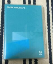 ADOBE ROBOHELP 8 FOR WINDOWS ONLY 1 CD.