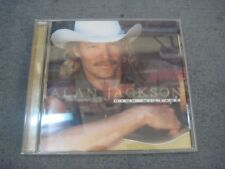 COUNTRY MUSIC CD ALAN JACKSON HIGH MILEAGE
