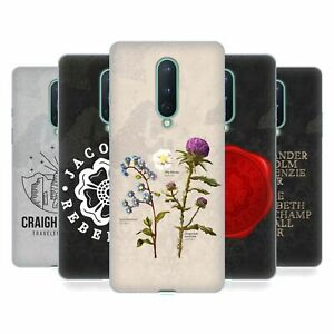 OFFICIAL OUTLANDER GRAPHICS SOFT GEL CASE FOR AMAZON ASUS ONEPLUS