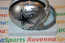 Jason Witten Autographed Dallas Cowboys Mini Helmet PSA ITP