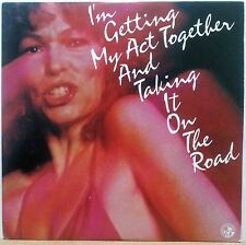 I'M GETTING MY ACT TOGETHER AND TAKING IT ON THE ROAD LP 1979 EMPOWERING MUSICAL