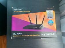 NETGEAR R7000P Nighthawk AC2300 Smart WiFi Router with MU-MIMO