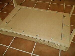 Tiefziehgerät Typ Z-70 sehr gr. Tiefziehfläche Tiefziehen +Zusatzspannrahmen