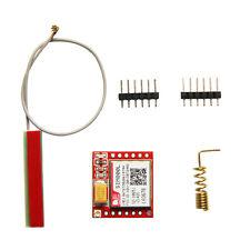 Smallest SIM800L GPRS GSM Phone Module Card Board Quad-band Onboard + Antenna