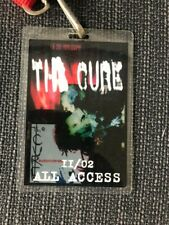 The Cure, Trilogy, 2002, AAA pass