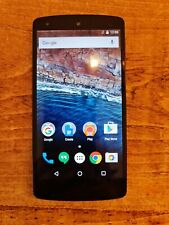 LG Nexus 5 in Black 16GB
