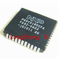 1PCS P89V51RD2FA IC 80C51 MCU FLASH 64K 44-PLCC ORIGINAL NEW GOOD QUALITY new