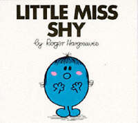 Little Miss Shy (Little Miss Library), Hargreaves, Roger, Very Good Book