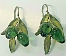 Michael Michaud | SPANISH OLIVES WIRE EARRINGS *NEW* 4468BZOL SEASONS BRONZE USA