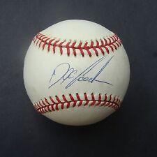 DOC GOODEN   Signed Baseball Autographed  MLB