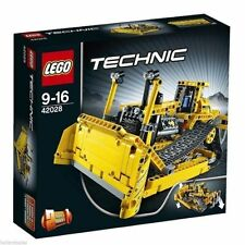 Lego 42028 Technic BULLDOZER very nice