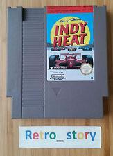 Nintendo NES Danny Sullivan's Indy Heat PAL