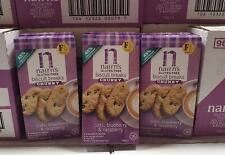 6 X Nairns sans Gluten Biscuits 160gm Boite 6 Boîtes,Avoine,Bleuets,Framboise