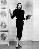 "LAUREN BACALL IN THE FILM ""DESIGNING WOMAN"" - 8X10 PUBLICITY PHOTO (DA-141)"