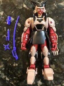 Ronin Warriors Cale Figure 1995 Playmates - Great Condition & Complete!