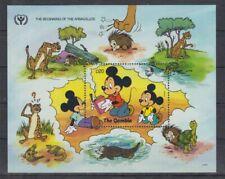S802. Gambia - MNH - Cartoons - Disney's - The Beginning of Armadillos