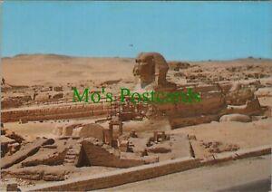 Egypt Postcard - Giza - The Great Sphinx    RRR1117