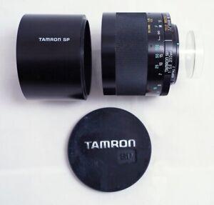 Tamron SP 350mm f/5.6 Spiegeltele Mirror Lens