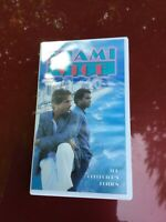 Miami Vice The Collectors Edition Vhs  Preowned